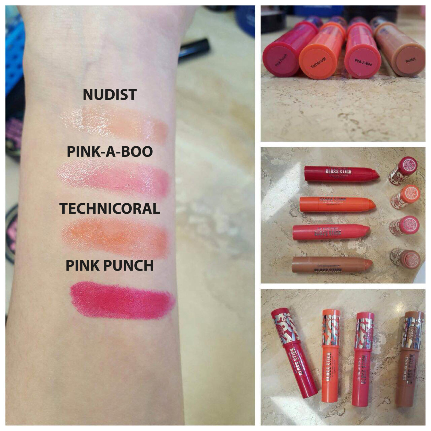gloss stick soap and glory